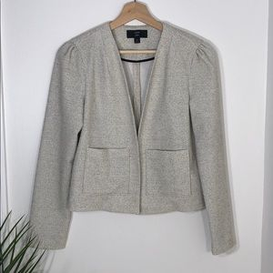 ❄️🔹Like New! J. Crew Boucle Jacket Size XS❄️🔹